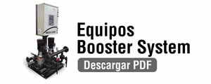 Equipos Booster System